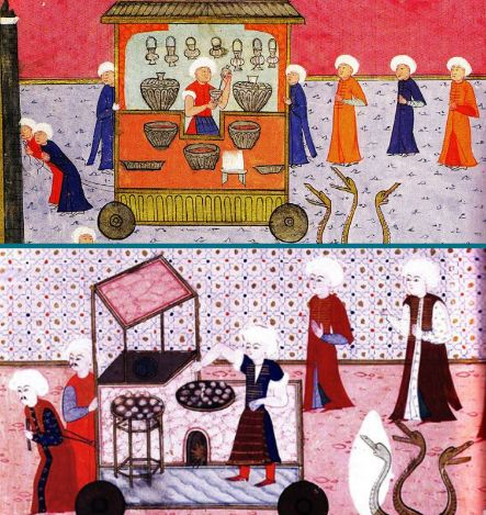 Medieval Turkish culinary